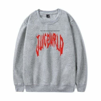 SWEAT JUICE WORLD - GRIS / XS