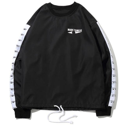 Sweat MADE TOMEYE™ - Noir / L