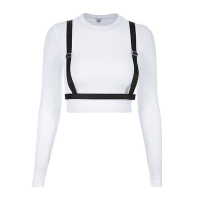 Sweat SPY - Blanc / L
