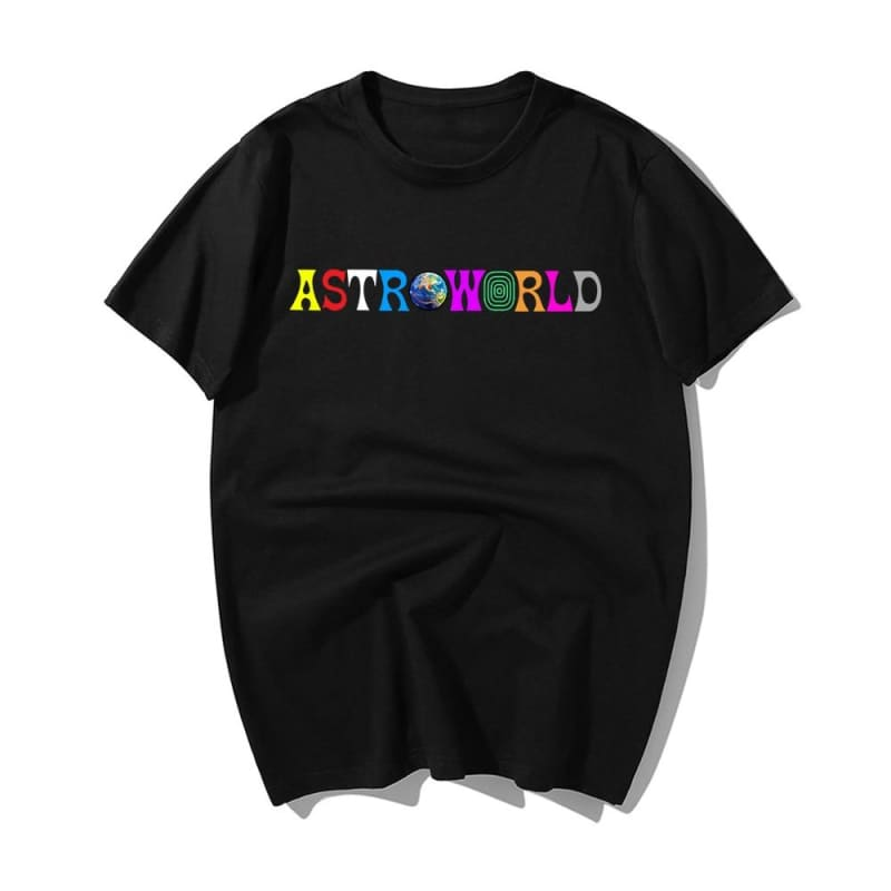 T-SHIRT ASTROWORLD - Noir / S