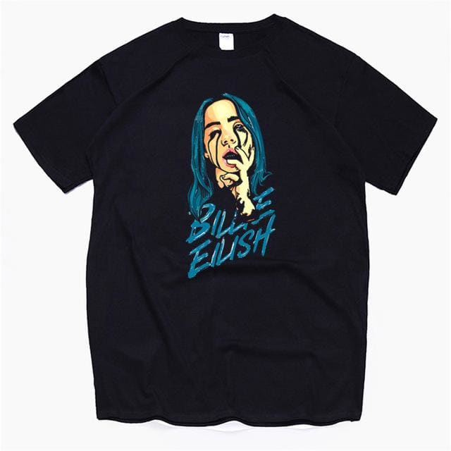 T-SHIRT BLUE DEMON