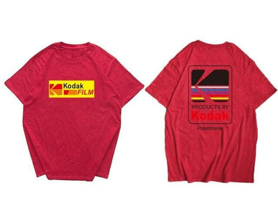 T-SHIRT KODAK - Rouge / L