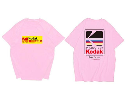T-SHIRT KODAK - Rose / XXL