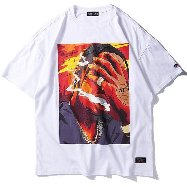 T-SHIRT TRAVIS THUG