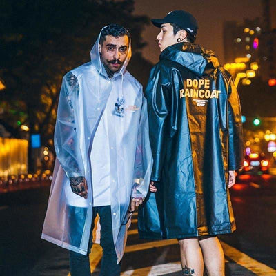 Veste longue DOPE RAINCOAT