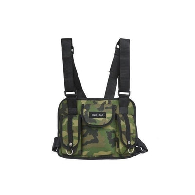 Veste Tactique HGUL + BAG V1™ - Camouflage