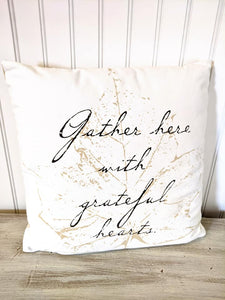 Gather Pillow