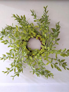 Lemon Beauty Mini Wreath