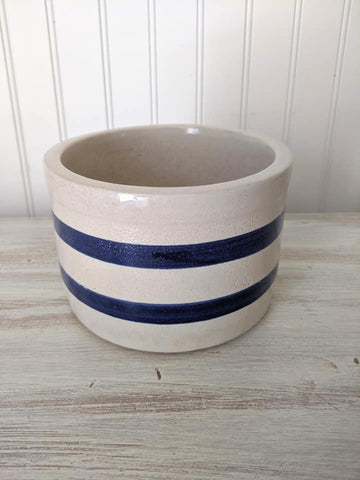 Roseville Pottery Crock