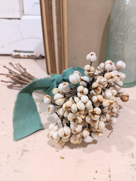 Dried Tallow Berry Bouquet
