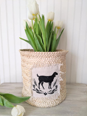 Sheep Basket