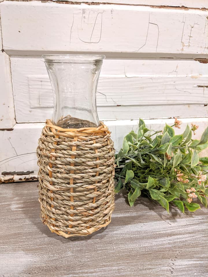 Willow Grass Bottle