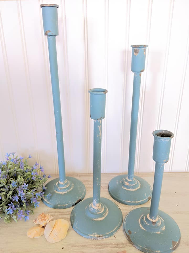 Candle Stick Holders Set/4