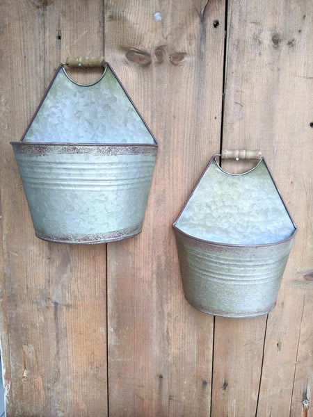 Wall Buckets Set/2