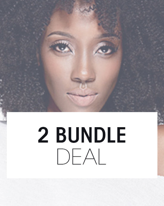 2 Bundle Deals TISSAGES (PAS DE CLIPS) - BD01