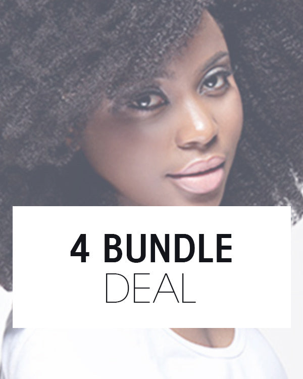 4 Bundle Deals TISSAGES (PAS DE CLIPS) - BD03