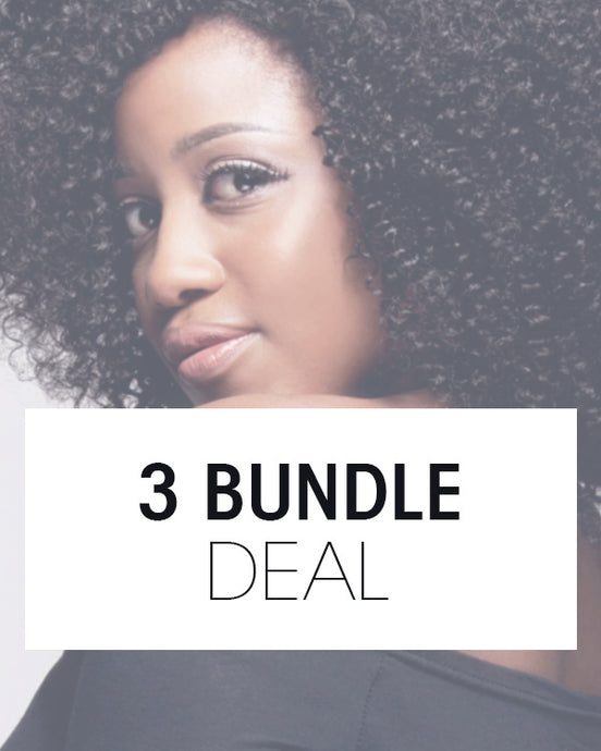 3 Bundle Deals EXTENSIONS À CLIPS - BD05