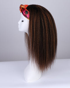 Blow-out highlights Headband Wig-HBWIG08