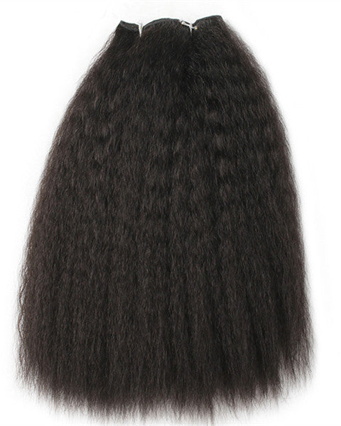 Cheveux Texture CRÉPUE BLOW OUT TISSAGES (PAS DE CLIPS) - KBW01
