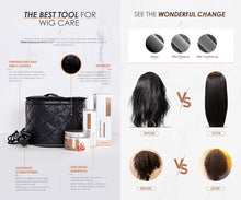 Charger l'image dans la galerie, All-in-one Thermal Hair Care Kit-THERMAL02