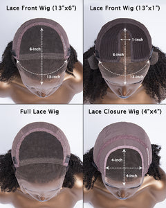 Sunkissed Unit (Lace Front Wig) - TLW21S