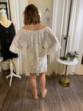 Load image into Gallery viewer, White Lace Dress