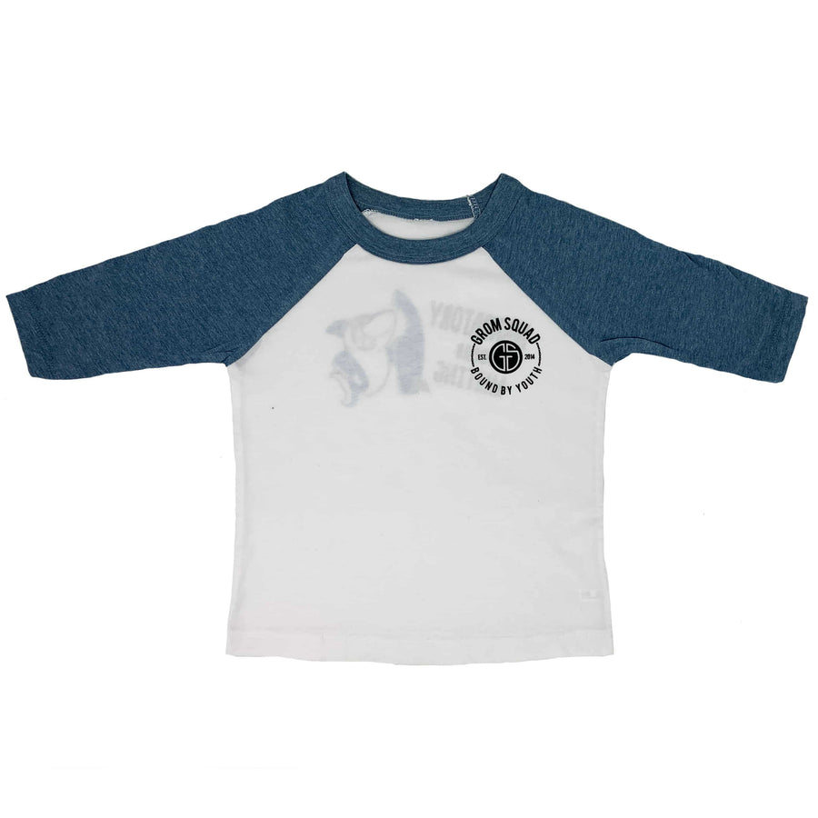 Grom Squad Kids Baseball T-Shirt