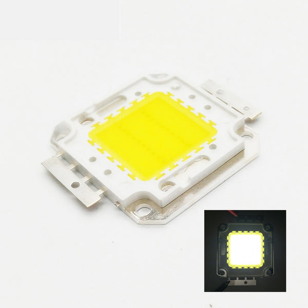 ZDM 70W / 80W / 100W White High Bright LED Light Lamp Chip DC30-36V
