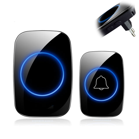 Smart Home Wireles Doorbell Buzzer-Beaters Waterproof Function of Remote Control