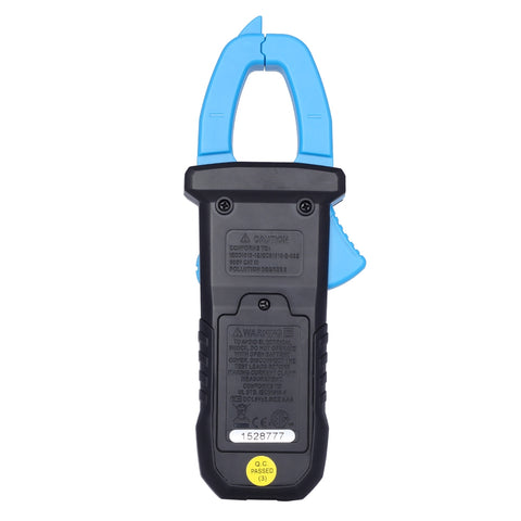 BSIDE ACM03 Plus 400A Digital Auto Range AC / DC Clamp Meter Capacitance Frequency NCV Measuring