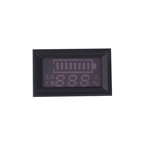 H27V210CUP DC 7 - 100V Percentile Voltmeter with Alarm for Electric Vehicle