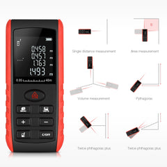 E40 Multifunctional 40M Digital Laser Distance Meter