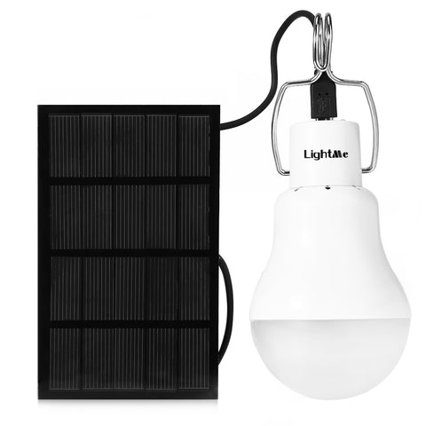 Lightme S - 1200 Solar Powered LED Bulb Light