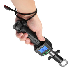 Portable Fish Gripper Grabber with Measuring Tape / Adjustable Wrist Strap