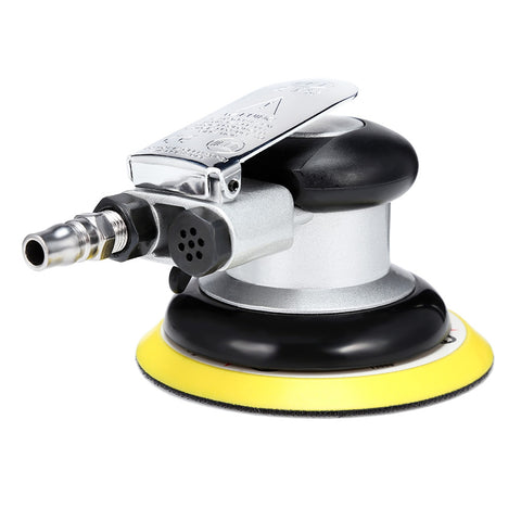 5 inch Non-vacuum Matte Surface Pneumatic Air Sander Polished Grinding Machine