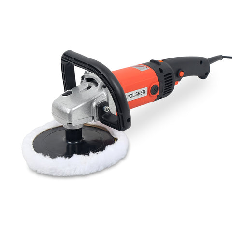 220V 1400W Adjustable Speed Car Polisher Polishing Machine