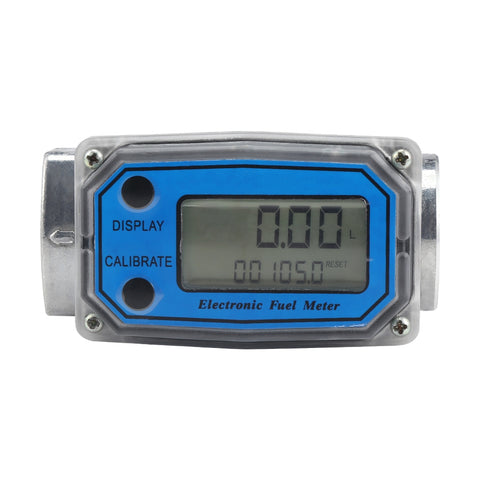 LLW - 25 Digital Turbine Flow Meter for Measuring Gasoline Diesel Kerosene