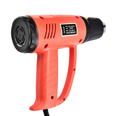 2000W Electric Hot Air Gun Thermal Power Tool with 4 Nozzles
