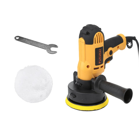 220V 700W Electric Car Polisher Machine Adjustable Speed Sanding Waxing Tools