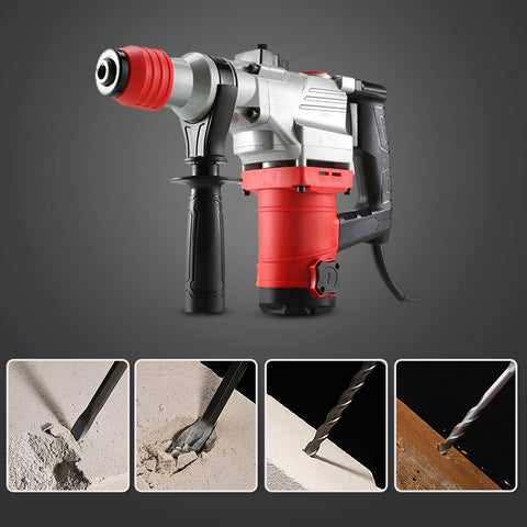 Heavy Duty Electric Rotary Hammer Impact Drill Concrete Breaker