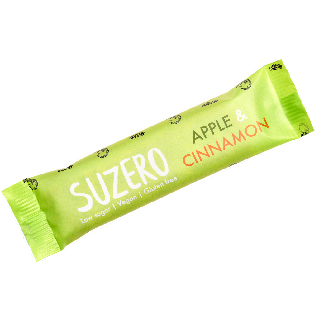 Apple & Cinnamon Keto Snack Bars - Pack of 8