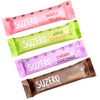 Mixed Box: Suzero Keto, Vegan Snack Bars - Pack of 4