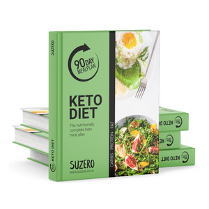 Suzero Digital 90-Day Keto Meal Plan