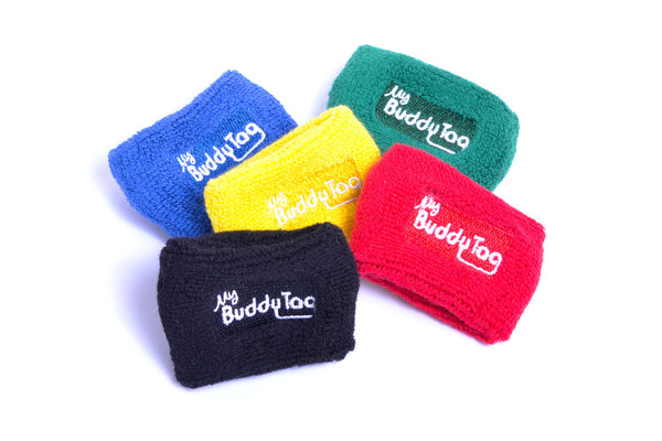 Terry Cloth Wristband