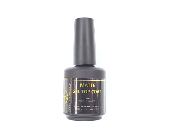 Matte Top Coat- No Cleanse