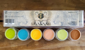 SAVANNA- ACRYLIC POWDER COLLECTION