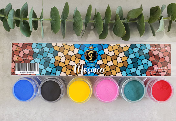 Mosaico Acrylic Powder Collection