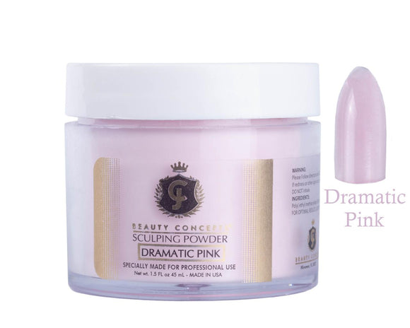Dramatic Pink- Acrylic Powder