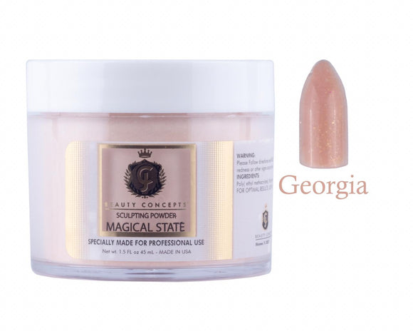 Georgia Acrylic Powder- Magical State Collection