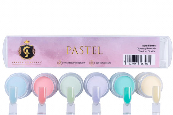 Pastel Acrylic Powder Collection